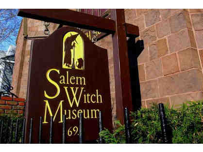 Salem Witch Museum - 6-Pack of Passes