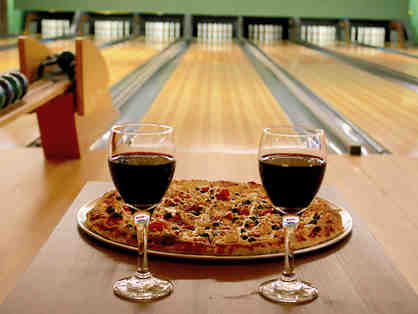 Flatbread Company & Brighton Bowl - $50 Gift Card for Pizza & Bowling!