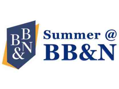 BB&N Summer Camp - $550 Gift Certificate Towards 1 Week of Summer Camp