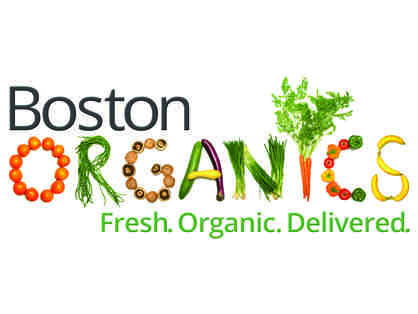 Boston Organics - 2 Home Deliveries of Organic Produce