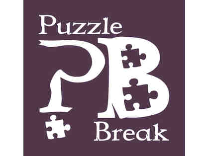 Puzzle Break Newton - Admission for 5 for Any Escape Room Game!