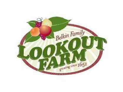 Belkin Family Lookout Farm - 4 Day Passes to the Farm!
