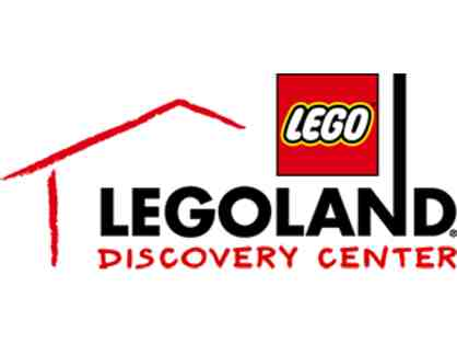 LEGOLAND Discovery Center - 4 Tickets