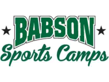 Babson Sports Camps - 1 Week of Summer 2020 Day Camp