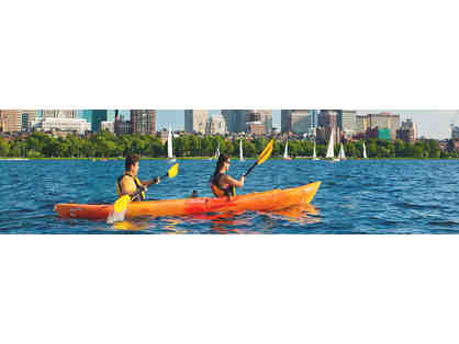 Charles River Canoe and Kayak - 1 Full Day Rental - Canoe, Kayak, Stand Up Paddleboard