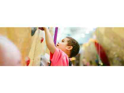 Brooklyn Boulders - Kids Academy Climbing Program Including Gear!