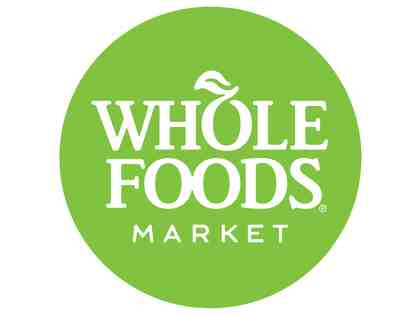 Whole Foods - $100 Gift Card