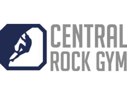 Central Rock Gym - 4 Climbing Passes!