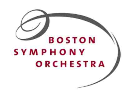 Boston Symphony Orchestra - Gift Certificate for 2 Tickets!