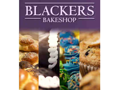 Blacker's Bakeshop - Kosher/Pareve & Nut-Free - $36 Gift Card