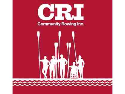 Community Rowing - Intro to Rowing Class For 2 Adults