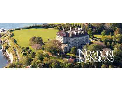 Newport Mansions - Two Guest Passes!