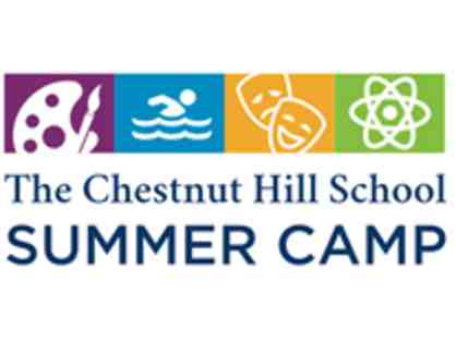 Chestnut Hill School Summer Camp - 2 weeks of camp Sessions 1 or 2