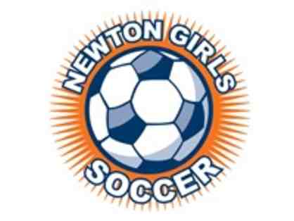 Newton Girls Soccer - Gift Certificate for 3-day August Vacation Girls Soccer Clinic