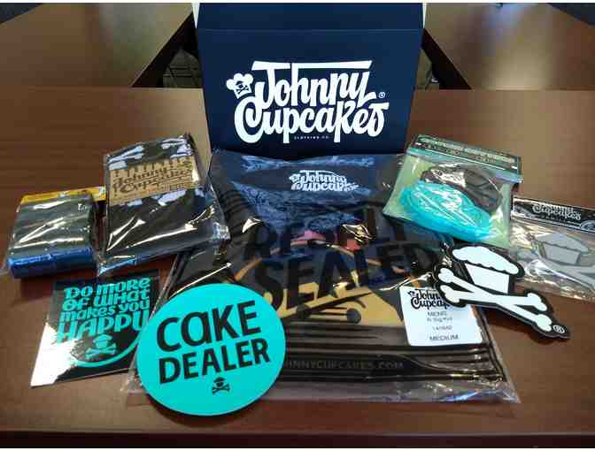 Johnny Cupcakes Merchandise valued at $81 - Photo 1