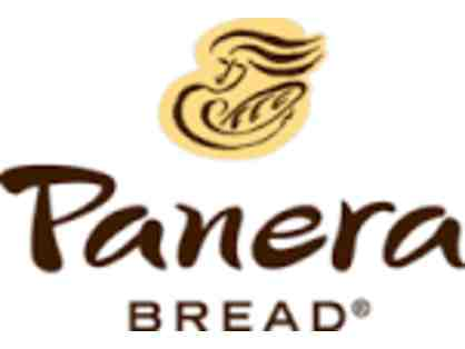$25 in Gift Certificates to Panera Bread