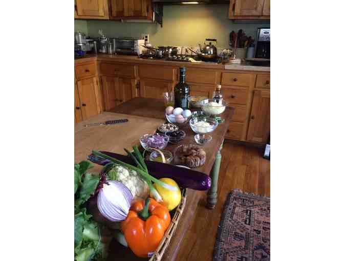 Cooking Demo and Spanish-Inspired Meal on Sunday, 3/1/20 - 2 Tickets (Carlisle, MA) - Photo 1