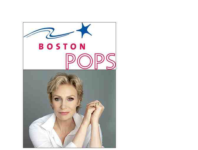 Table for Five at the POPS with Jane Lynch Singing the American Songbook, Wed 6-12, 8 pm