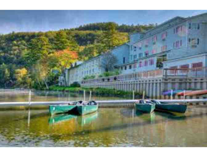 2 Night, 3 Day Vacation Package for Two at Lake Morey Resort, Fairlee VT