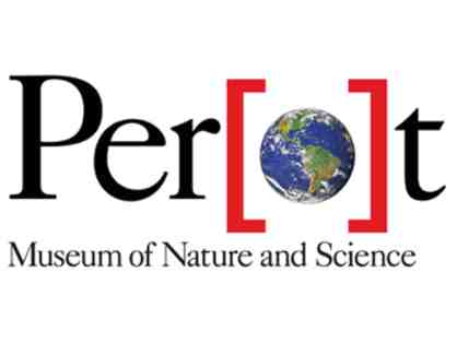 Family Pack of Four (4) Tickets to the Perot Museum