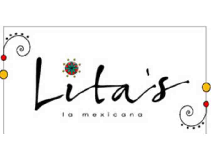 $20 Gift Card for Lita's La Mexicana Restaurant - Photo 1