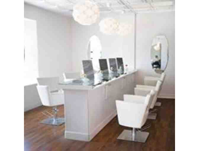$200 Service Gift Certificate to Vanity Salon - Photo 1