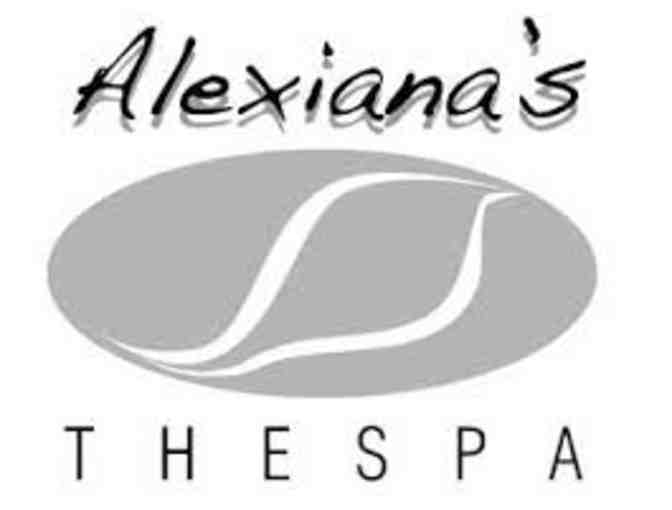 90 Minute Deep Tissue Massage from Alexiana's @ Artisan Salon and Spa - Photo 1