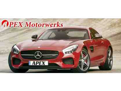 Apex Motorwerks - 10,000 Mile or Schedule A  Annual Service