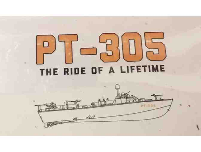 Take a Ride on a PT Boat!