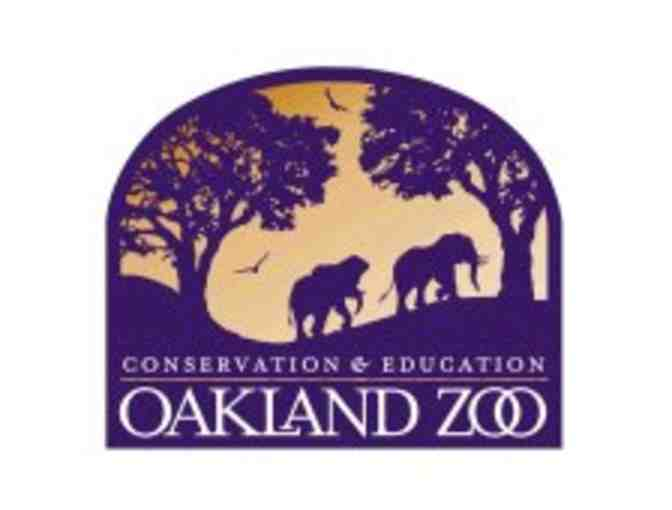(1) Oakland Zoo Family Pass Day Pass - Photo 1