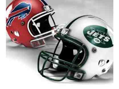 2 Premium Tickets: Bills vs Jets - Sunday, January 1, 2017