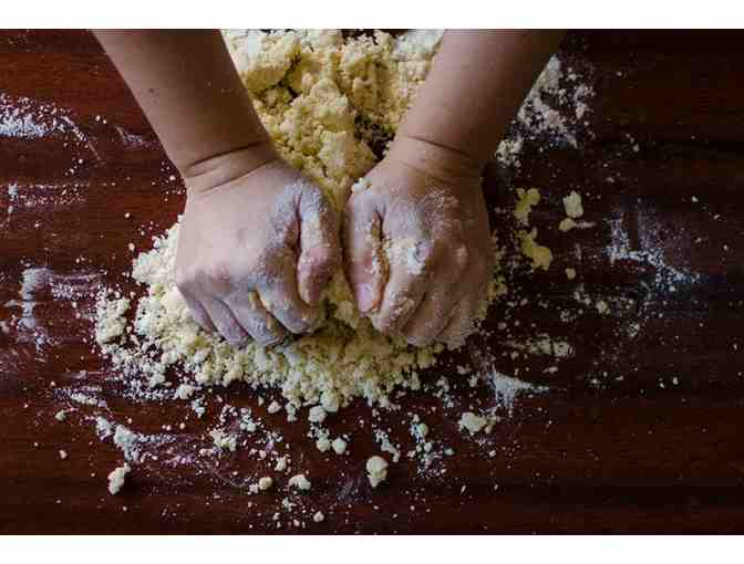 Children's Baking/Cooking Party with Amanda Hallowell