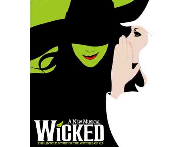 Wicked Broadway Package