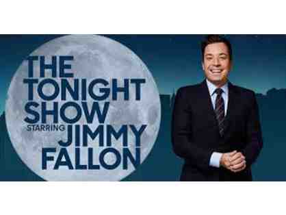 The Tonight Show Starring Jimmy Fallon: Two VIP Tickets