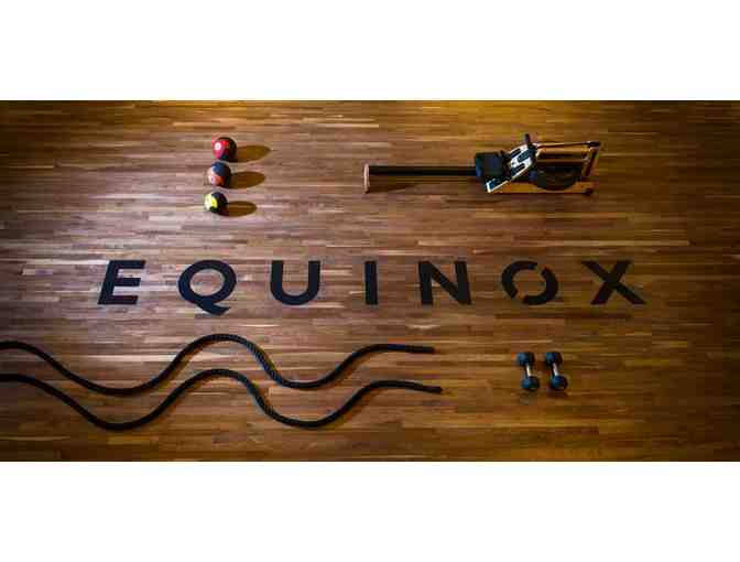 Equinox: Three Month Select Membership