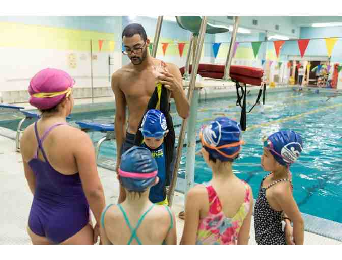 Physique Swimming: Two Private Swim Lessons