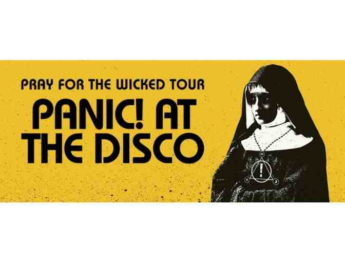 Panic! At The Disco Concert: Wednesday, January 16 (2 Tickets)