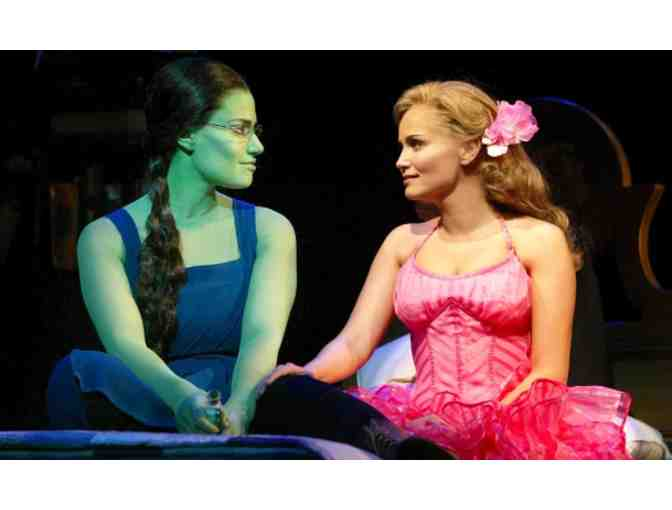 Wicked The Musical: Exclusive Performance with Idina Menzel and Kristin Chenoweth