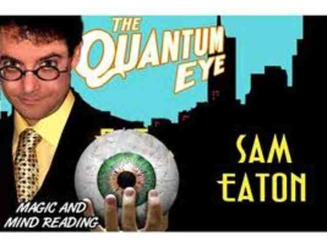 The Quantum Eye: Voucher for Two (2) Tickets