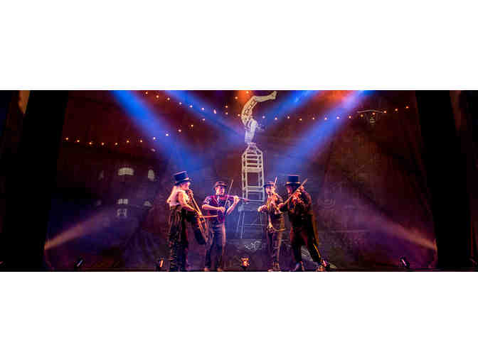 Circus: Wandering City - Two Tickets for Thursday, November 15
