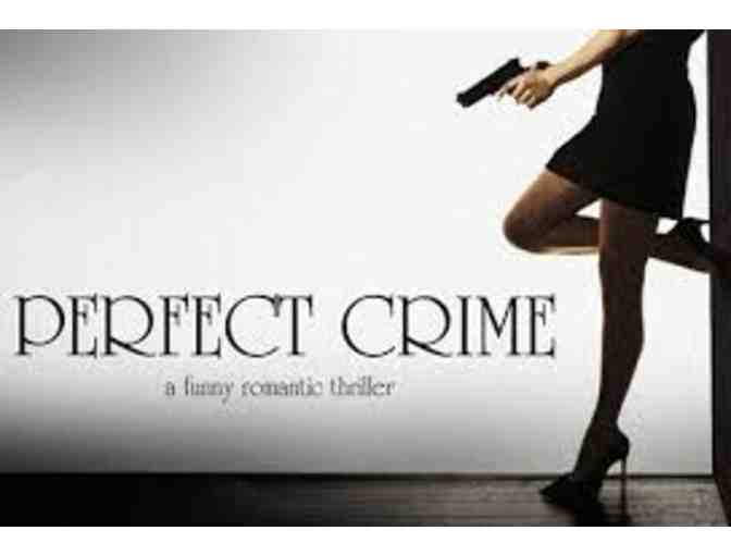 Perfect Crime: Two Orchestra Seats (Sunday, November 4)
