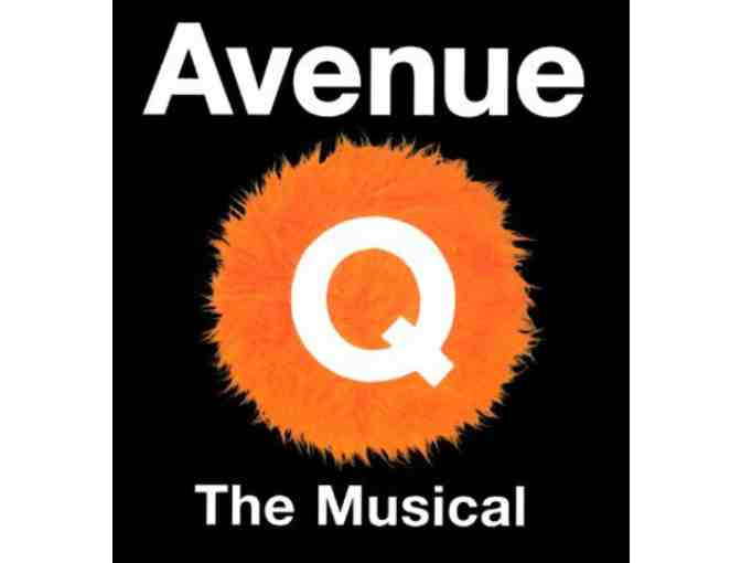 Avenue Q: Two Tickets