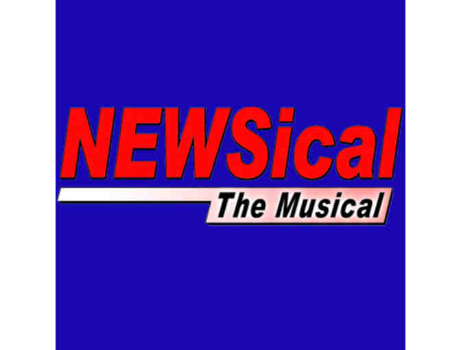 NEWSical The Musical: Two Tickets