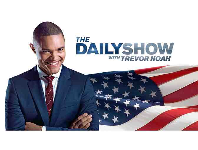 The Daily Show with Trevor Noah: Two VIP Tickets