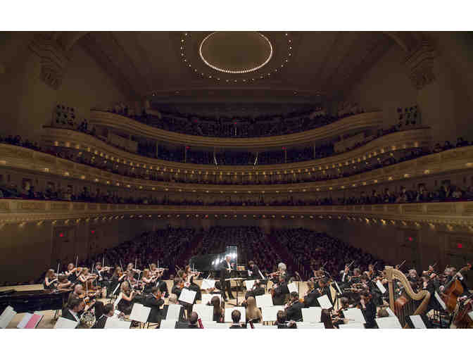Carnegie Hall: Four Tickets to Mariinsky Orchestra & Dinner with the Artists, Nov 1