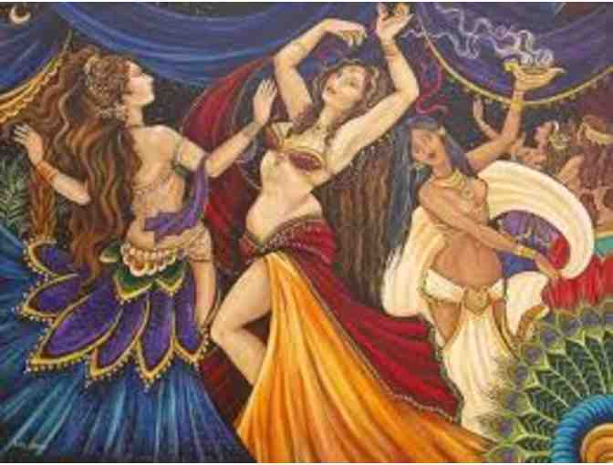Learn to Belly Dance: 6 Class Card