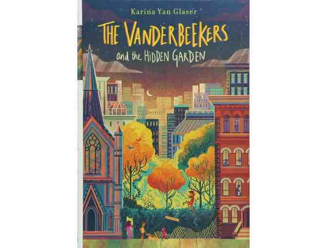 The Vanderbeekers Book Series (signed copies)