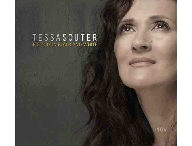 Tessa Souter: Picture in Black and White CD