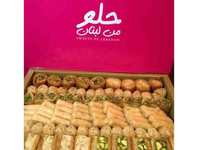Baklava from Lebanon: Two Exclusive Boxes
