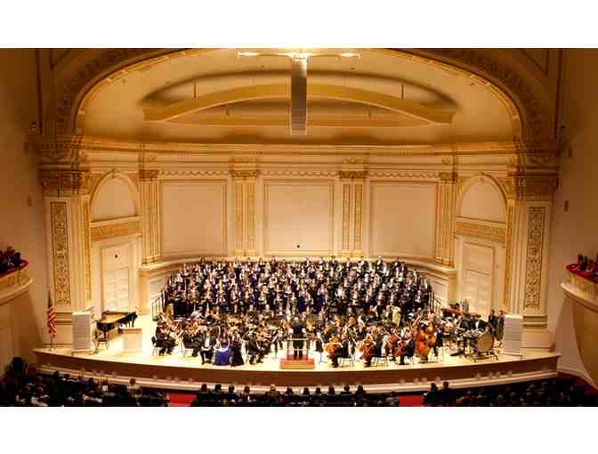 Carnegie Hall: Two Tickets & a Tour!